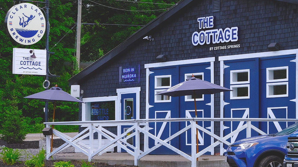 The Cottage by Cottage Springs